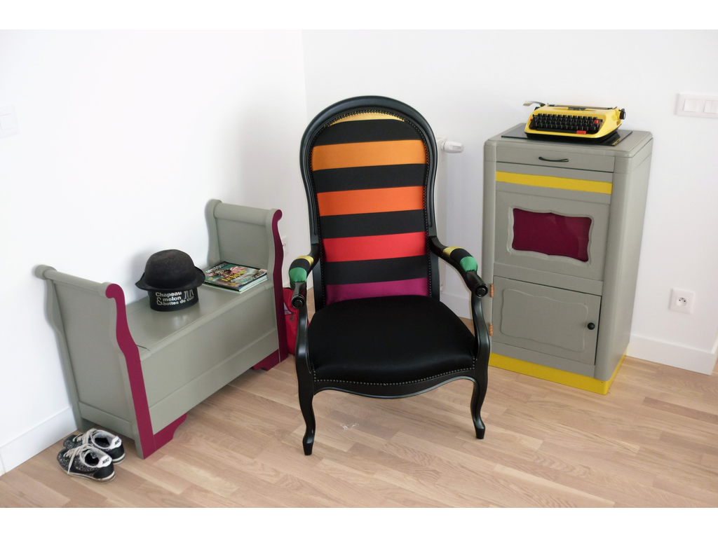 Rellooking fauteuil